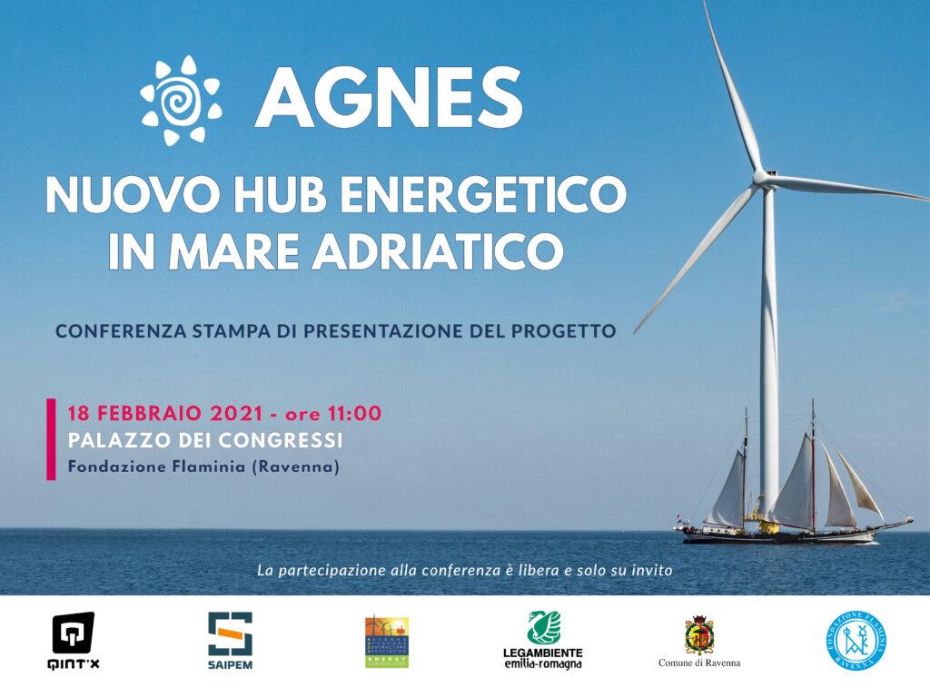 AGNES - Conferenza Stampa di presentazione del progetto 18/02/2021 - Palazzo dei Congressi - Ravenna